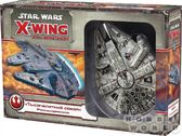Star Wars: X-Wing. Расширение «Тысячелетний сокол» от Hobby World
